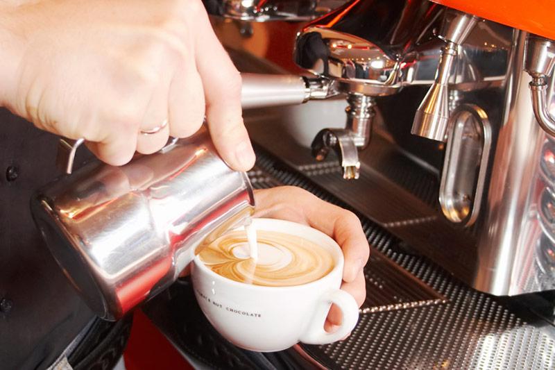Dein Kaffee im San Remo